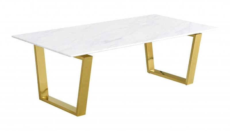 Cameron Gold Coffee table