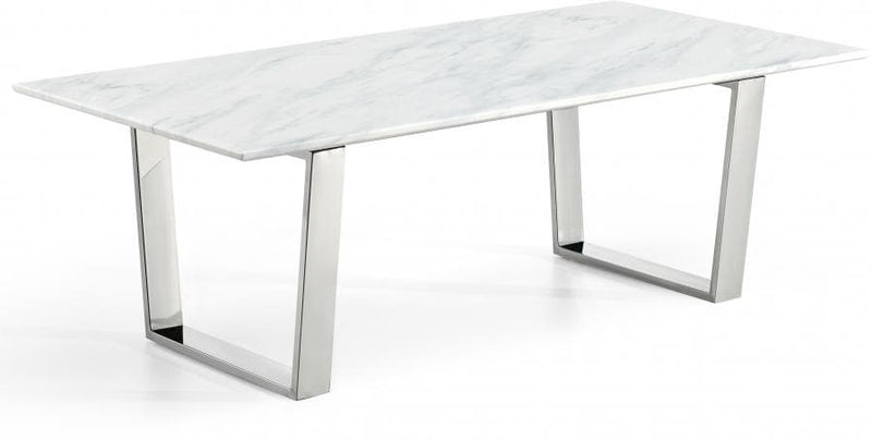 Carlton Chrome Coffee table