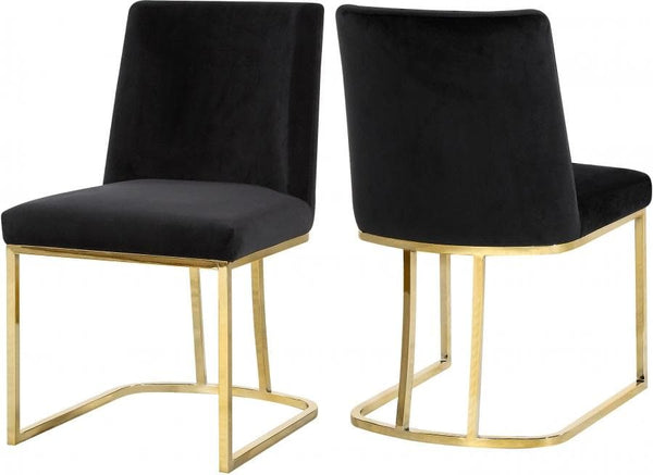 Heidi Velvet Dining Chair set of 2
