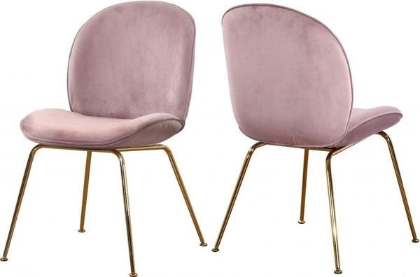 Paris Velvet Dining Chair set of 2