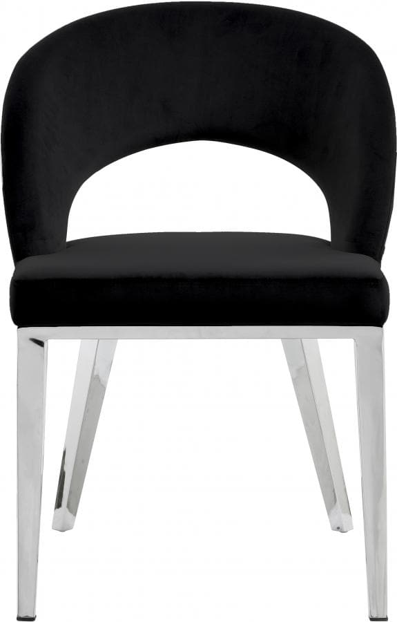 Roberto Velvet Dining Chair