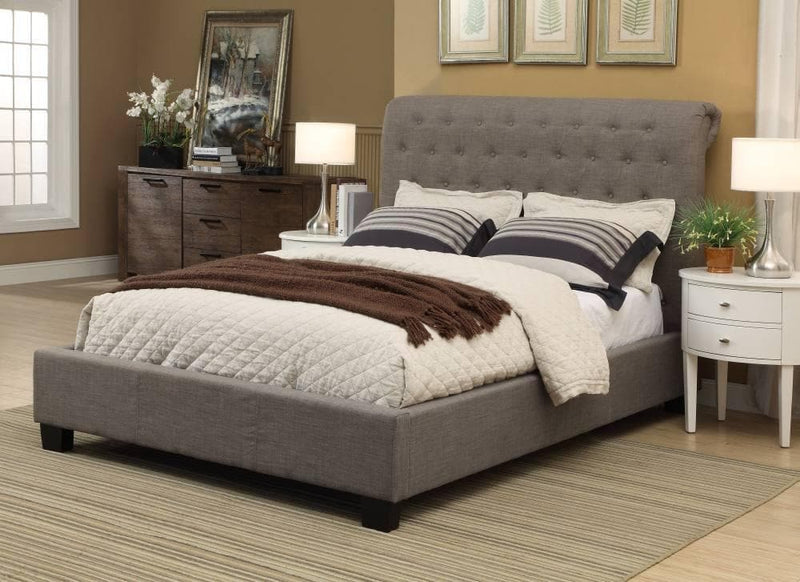 Geneva Royal Platform Bed