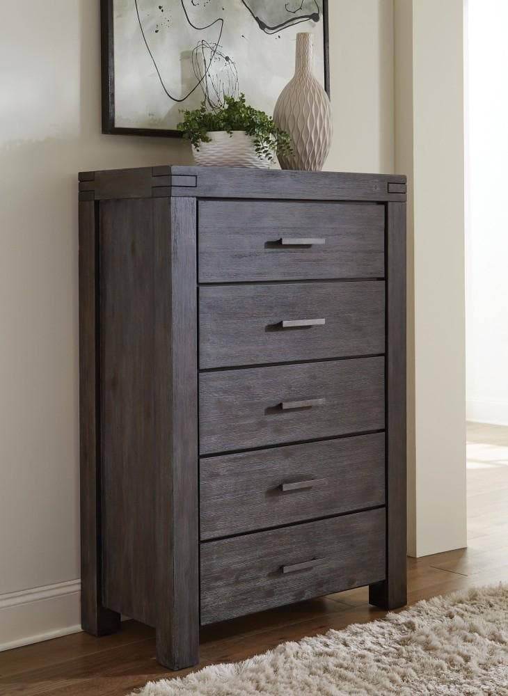 Meadow Graphite Chest