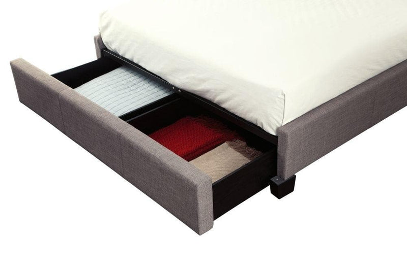 Geneva Adona Storage Bed