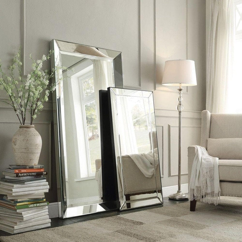 Omni Luxury Oversize Floor Mirror