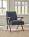 Monrovia Wooden Arms Accent Chair