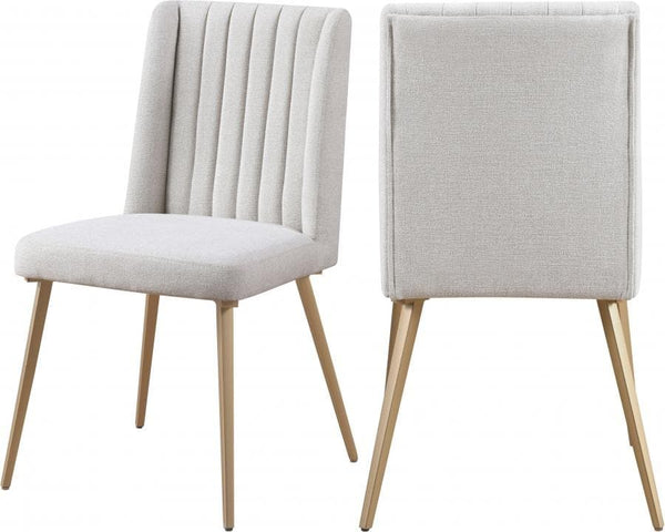 Eleanor Linen Dining Chair set of 2