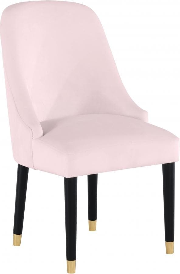Omni Velvet Dining Chair set of 2
