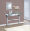 Sunny console table with 2 drawers