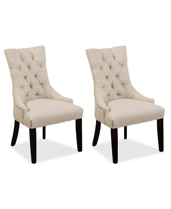 Parsons Dining Chairs, Set of 2