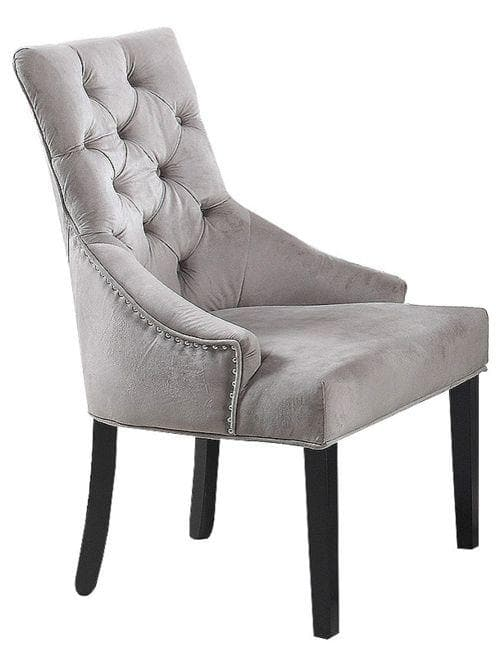 Jameson Suede Dining Chair