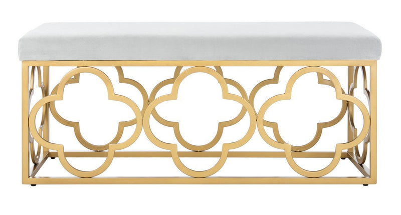 Fleur Rectangle Bench