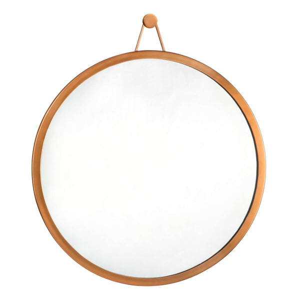 Rowan Brass Mirror - hollywood-glam-furnitures