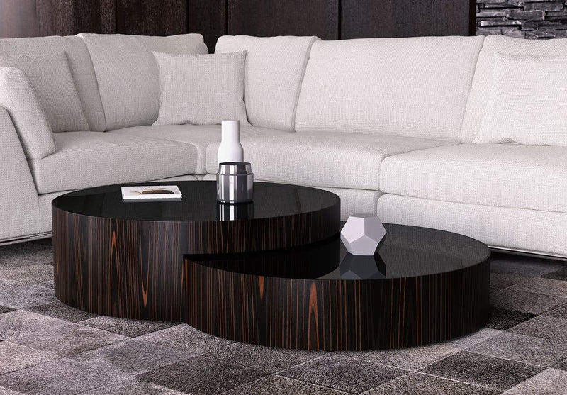 Berkeley Nesting Coffee Tables - hollywood-glam-furnitures