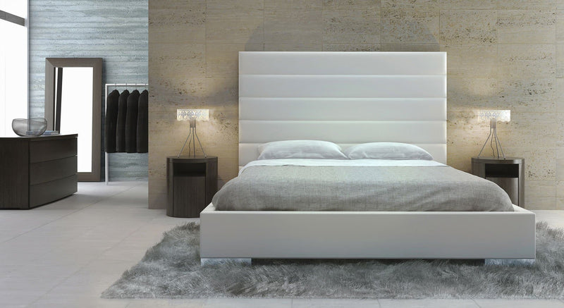 Prince Platform Bed - hollywood-glam-furnitures