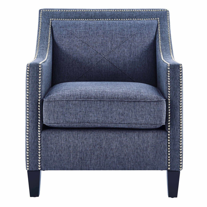 Asheville Linen Chair