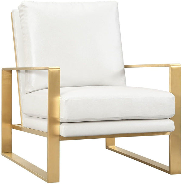 Mott Textured Chair in Pearl