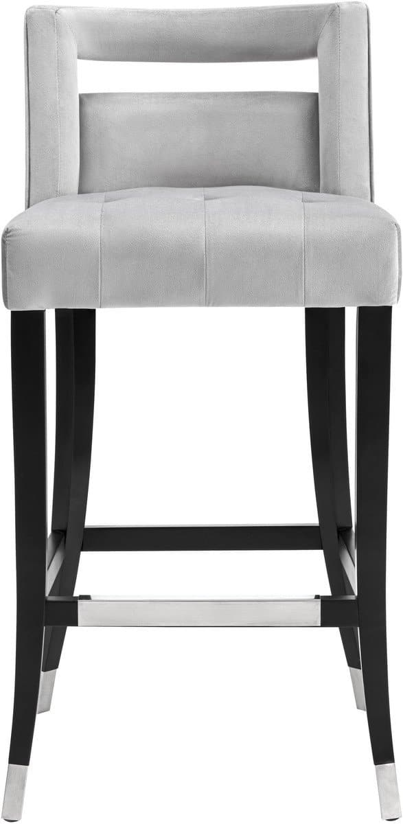 Hart Velvet Bar Stool