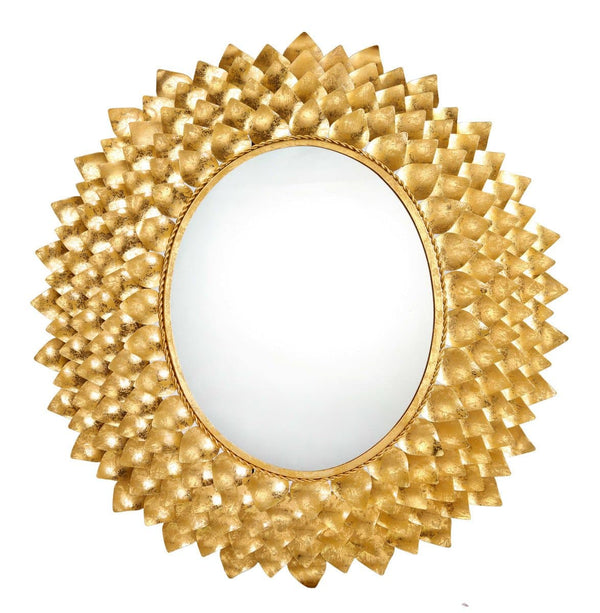 Destiny Gold Mirror - hollywood-glam-furnitures