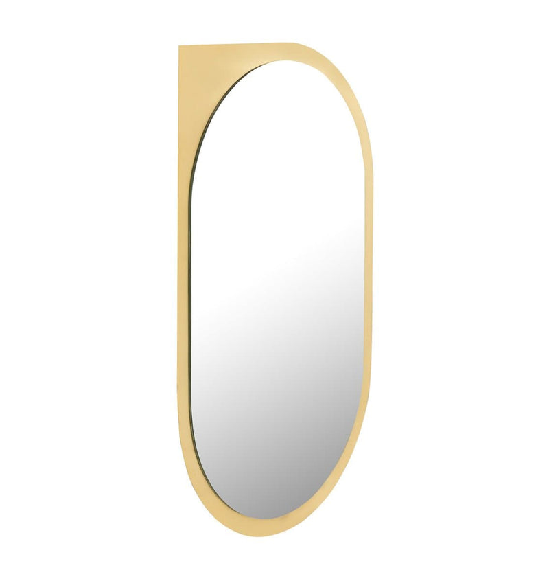 Darby Oval Mirror - hollywood-glam-furnitures