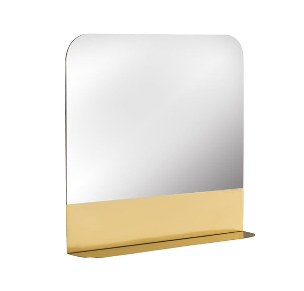 Trigg Square Mirror - hollywood-glam-furnitures