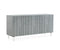 Deco Grey Lacquer Buffet - hollywood-glam-furnitures