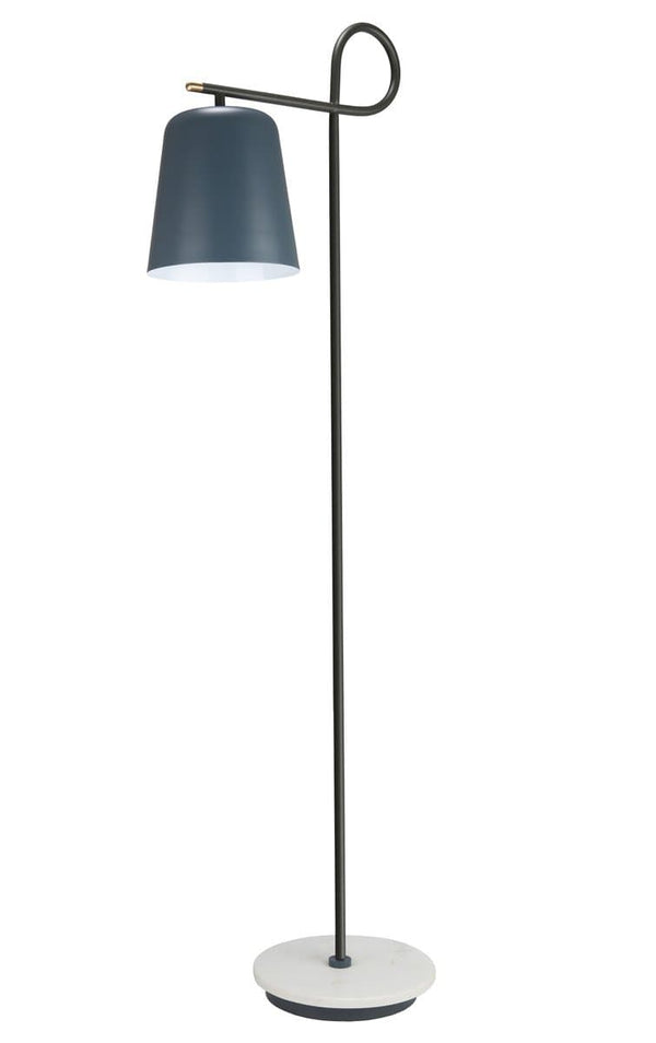 Babel Marble Base Floor Lamp - hollywood-glam-furnitures