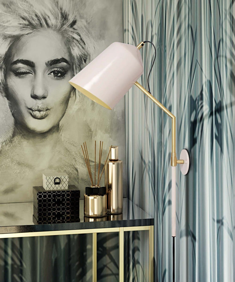 Zaphire Wall Sconce - hollywood-glam-furnitures