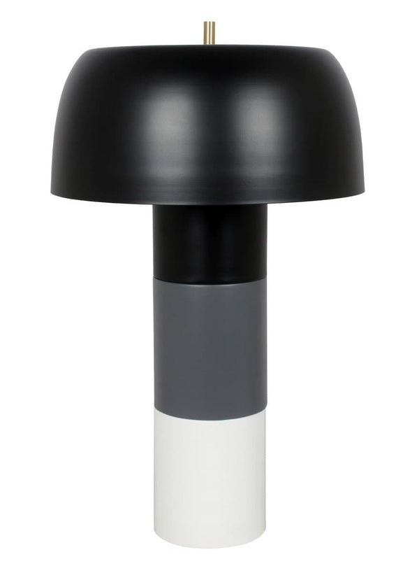 Tricolor Table Lamp - hollywood-glam-furnitures