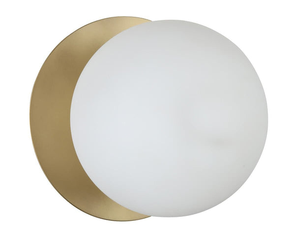 Globe Wall Sconce - hollywood-glam-furnitures