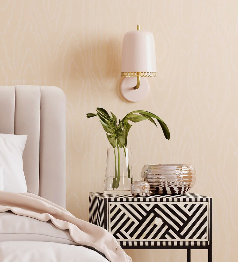 Kuli Blush Wall Sconce