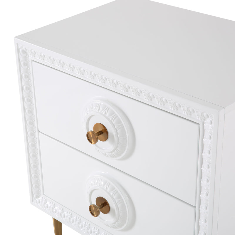 Bovey Lacquer Side Table