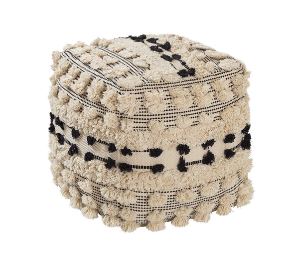 Balhi Cotton Pouf