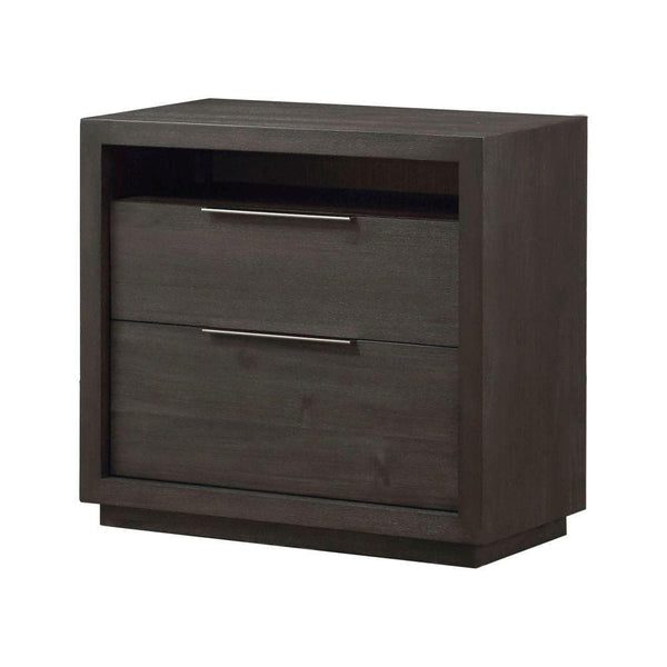 Oxford 2 Drawer Nightstand