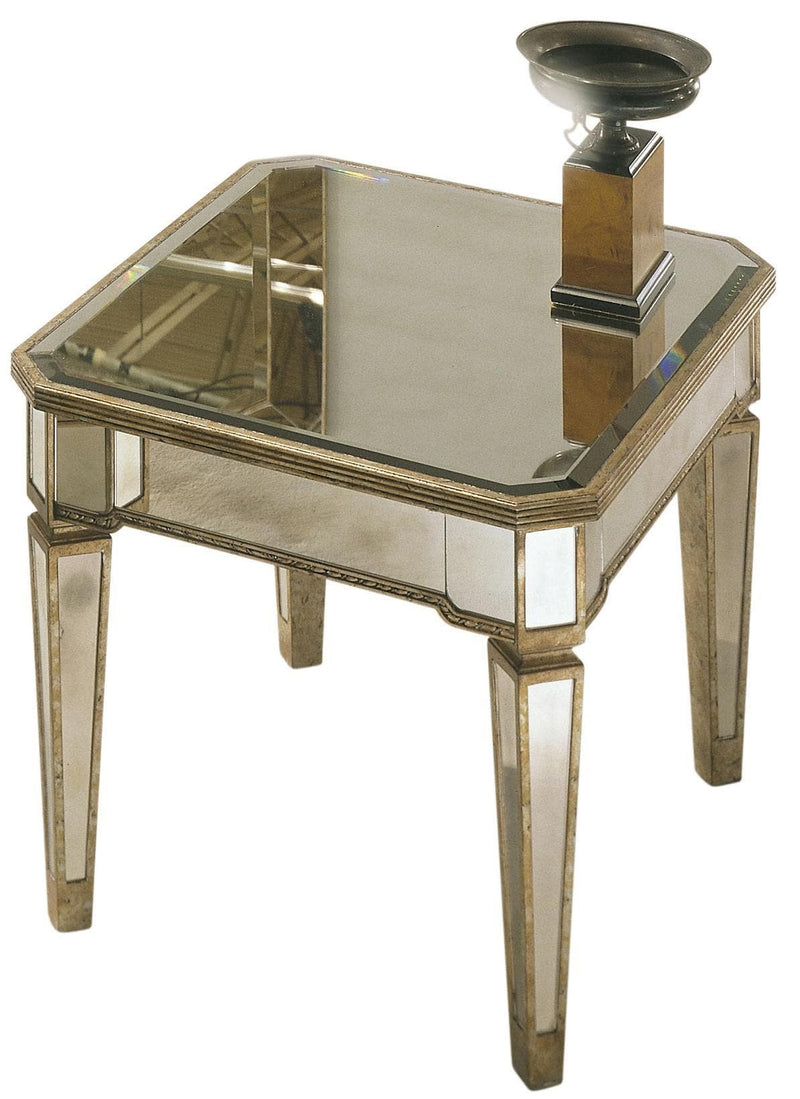 Borghese Square End Table