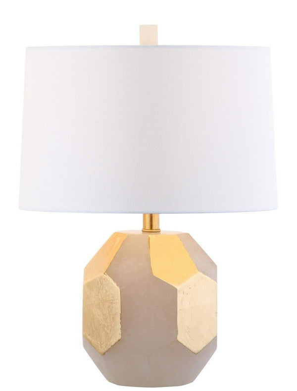 Romy Alabaster Table Lamp
