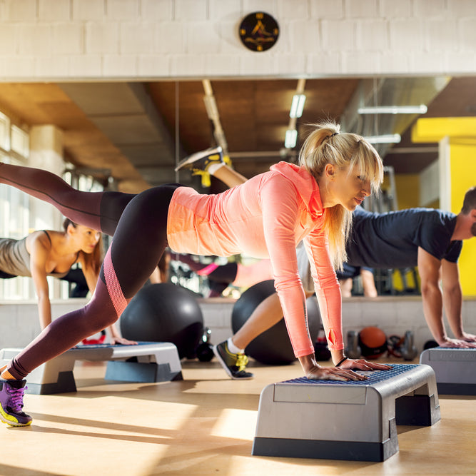 The Benefits of a Fitness Class