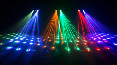 Shedding Some Light on Fitness Stage Lighting