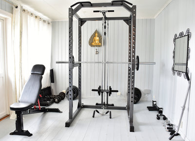 Tips for Building Your Home Gym