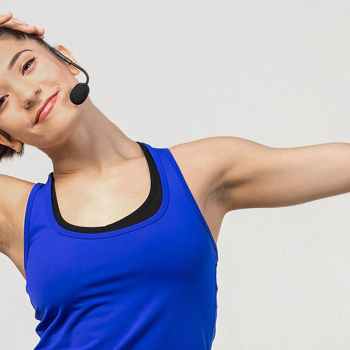 Wireless Headset Mic System Selection Tips For Group Ex Instructors