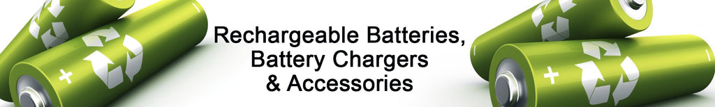 Rechargeable Batteries and Accessories