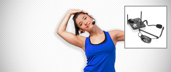 Fitness Rated Microphone Systems