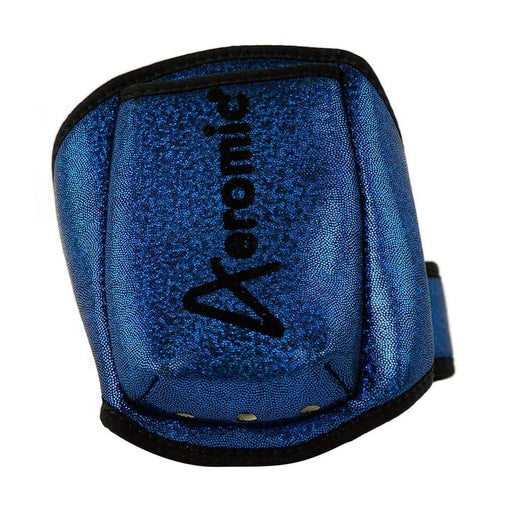 Aeromic Aeromic Glitter Vertical Sports Pouch - Blue Glitter