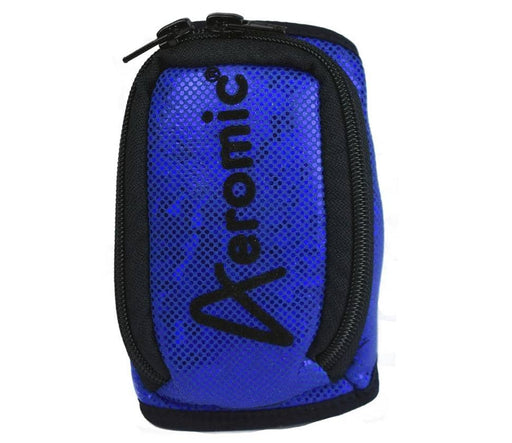Aeromic Aeromic Fitness Sparkle Zipster (Zipper Sealed) Mic Belt - Blue
