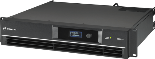 Dynacord Dynacord C2800FDI-US DSP Power Amplifier