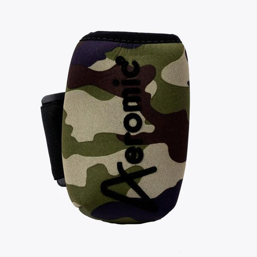 Aeromic Aeromic Arm Band Pouch - Camouflage