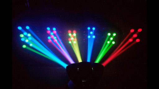 Chauvet Derby X 6-Light LED Effect Light