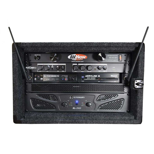 AV Now Custom Easy Buy 1200 GX and Cycle Room Sound System
