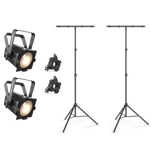 AV Now Chauvet Two-Point Lighting Kit for On-Camera Instructor