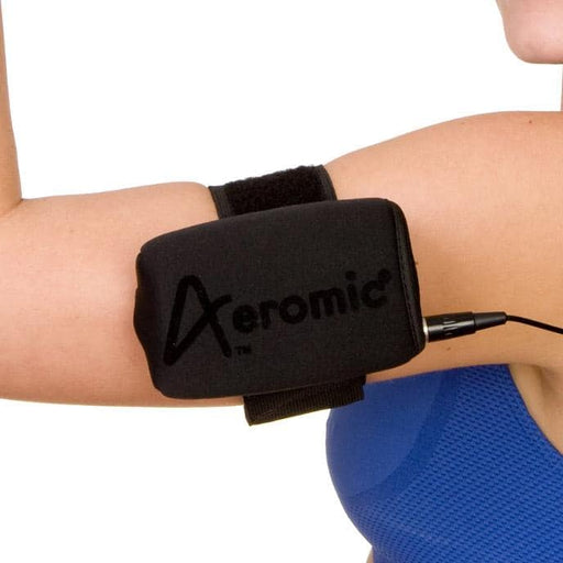 Aeromic Aeromic Arm Band Pouch - Red